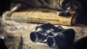 How to choose Best Binocular?