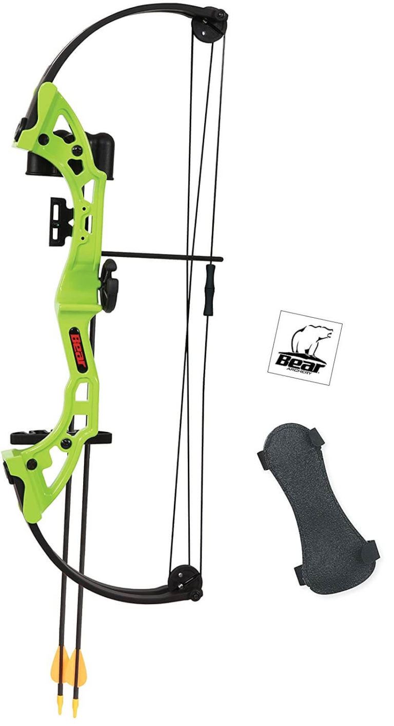 Brave youth compound bow