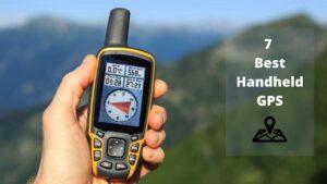7 Best Handheld GPS
