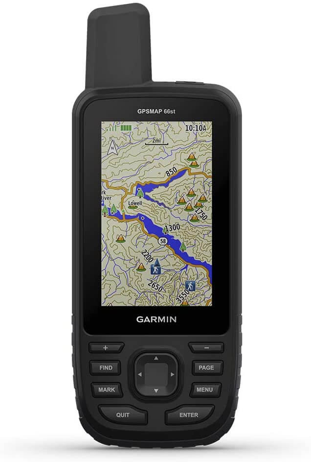 Handheld GPS reviews