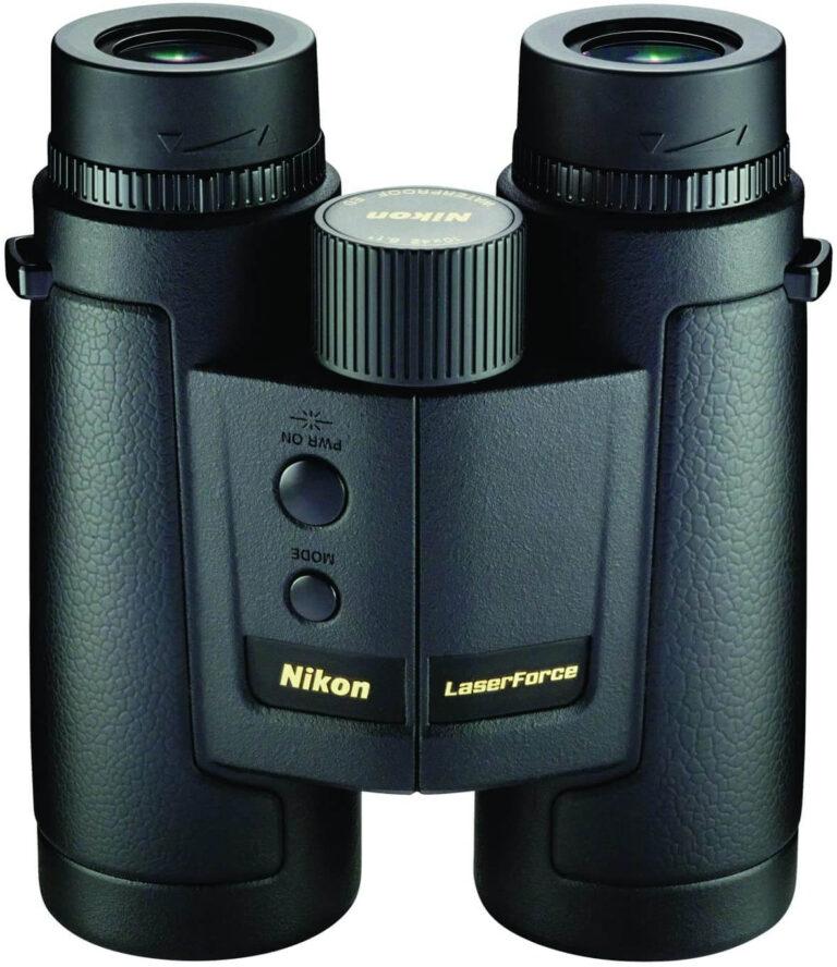 Nikon LASER FORCE Best Rangefinder Binoculars