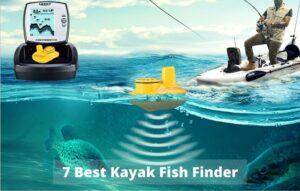 7 Best Kayak Fish Finder 2020