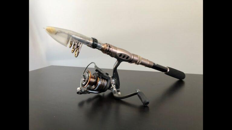 plusinno fishing rod
