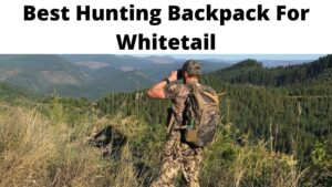 Best Hunting Backpack For Whitetail