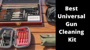 Universal Gun Cleaning Kit